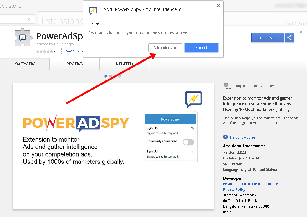 How to Get Facebook Ads Spy Tool for Free | PowerAdspy
