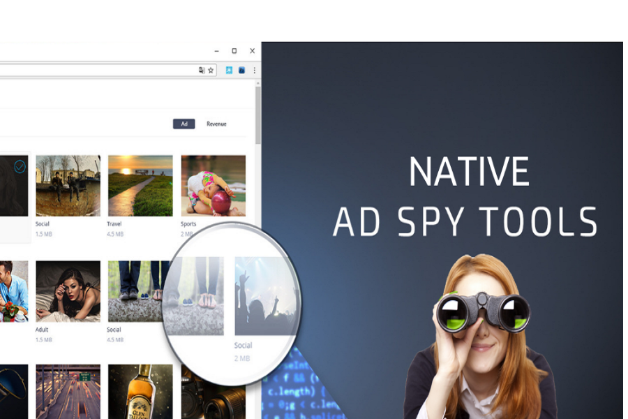 How To Make The Best Use Of Native Ad Spy Tools For Your Business