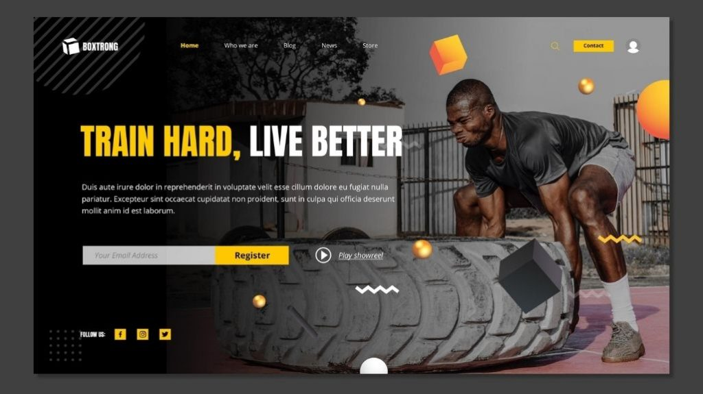 weight-loss-landing-page