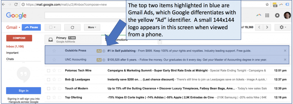 eCommerce-Ads-Examples
